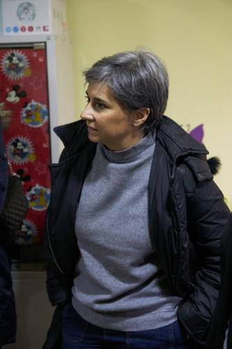 Isabel Santos preocupada com situação de menores não acompanhados na Grécia