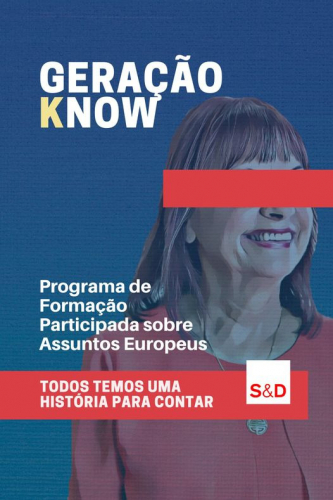 GERA��O KNOW: programa de forma��o sobre assuntos europeus